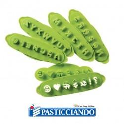 Selling on-line of Tagliapasta ad espulsione letterine Martellato