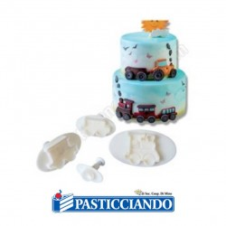 Selling on-line of Tagliapasta treno