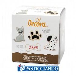 Vendita on-line di Tagliapasta cuccioli Decora