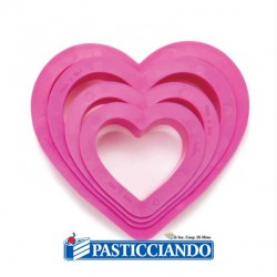 Selling on-line of Kit tagliapasta cuore