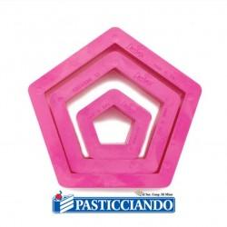 Selling on-line of Kit tagliapasta pentagono