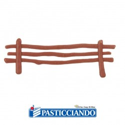 Selling on-line of Staccionata in plastica