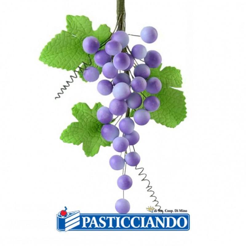 Ramo grappolo d'uva - Modecor