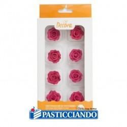 Rose piccole zucchero Decora in vendita online