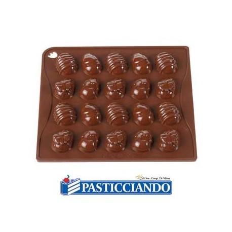 Stampo Choco-Ice ovette - Pavoni
