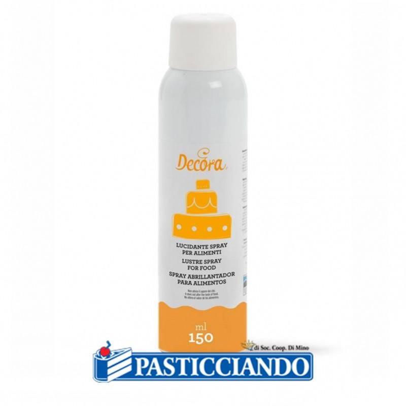 Lucidante spray 150ml - Decora