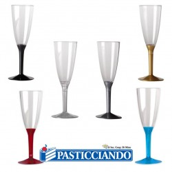 Vendita on-line di Base flute vari colori Big Party