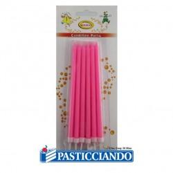 Candeline rosa o fucsia Biribao in vendita online