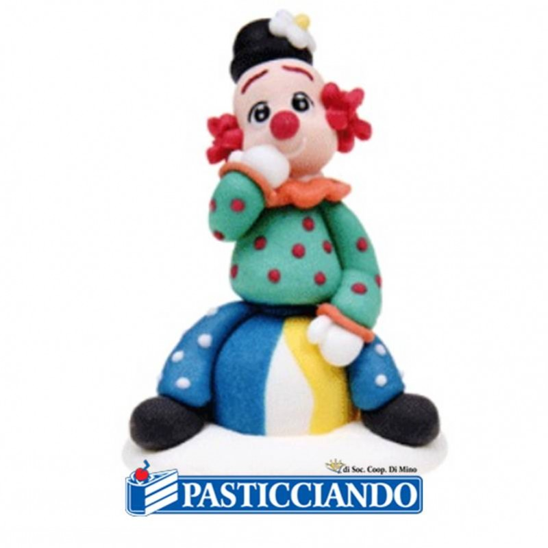 Clown su palla - Modecor