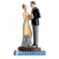 Vendita on-line di Sposi anniversario brindisi Floreal