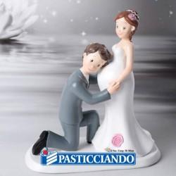 Vendita on-line di Sposi dolce attesa Modecor