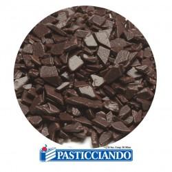 Vendita on-line di Scaglietta di cioccolato nero