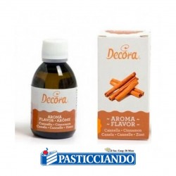 Selling on-line of Aroma liquido cannella Decora