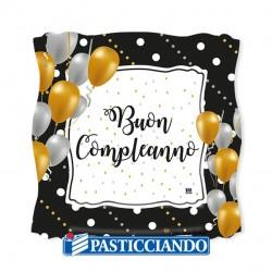 Piatti buon compleanno - Big Party