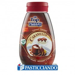Selling on-line of Topping gusto caramello