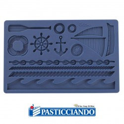 Vendita on-line di Stampo in silicone nautica Wilton