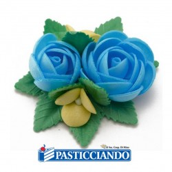 Selling on-line of Bouquet rose celesti GRAZIANO