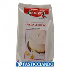Preparato crema al burro GRAZIANO in vendita online