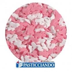 Vendita on-line di Unicorni colorati in zucchero GRAZIANO