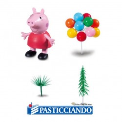 Vendita on-line di Kit torta Peppa Pig Ambra's