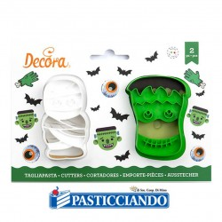 Vendita on-line di Tagliapasta monsters Decora