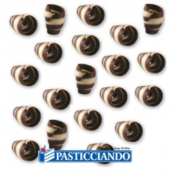 Vendita on-line di Ricciolo scuro di cioccolato