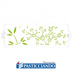 Selling on-line of Stencil natura