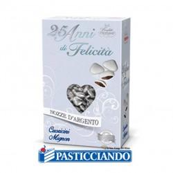 Vendita on-line di Cuoricini cioccolato argento Crispo s.r.l.