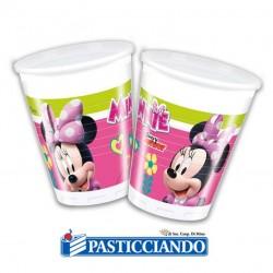 Vendita on-line di Bicchieri Minnie 8pz Fruttidoro s.r.l.