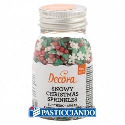 Vendita on-line di Zuccherini natalizi Decora