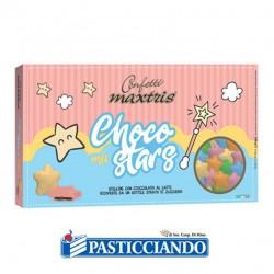 Vendita on-line di Confetti stelline colorate Maxtris