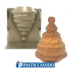 Vendita on-line di Stampo 3D Albero di Natale Decora