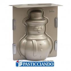 Vendita on-line di Stampo 3D Pupazzo di neve Decora