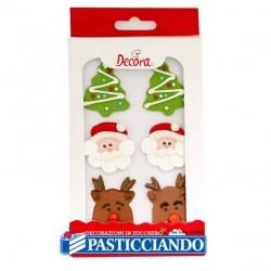 Decorazioni natalizie in zucchero Decora in vendita online