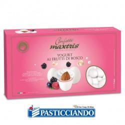 Vendita on-line di Confetti yogurt ai frutti di bosco Maxtris