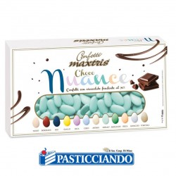 Vendita on-line di Confetti choco nuance tiffany Maxtris