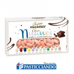 Selling on-line of Confetti choco nuance pesca