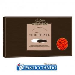 Vendita on-line di Confetti rossi al cioccolato Maxtris