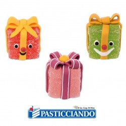 Selling on-line of Pacchetto regalo in gelatina Ambra's