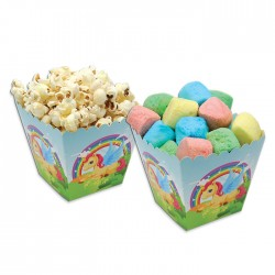 Vendita on-line di Sweet box unicorno Big Party