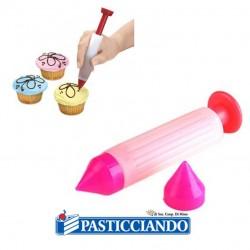 Vendita on-line di Penna decorativa per dolci GRAZIANO