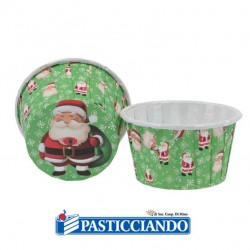 Selling on-line of Pirottini Babbo Natale GRAZIANO