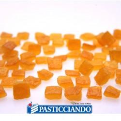Vendita on-line di Cubetti d'arancia candita Cesarin