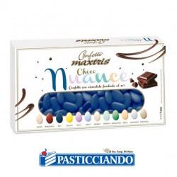 Vendita on-line di Confetti choco nuance blu Maxtris