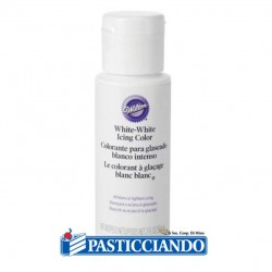 Selling on-line of Colore liquido bianco Wilton