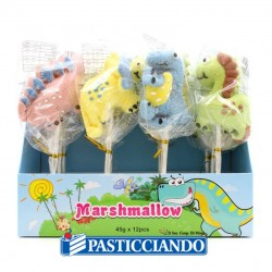 Vendita on-line di Marshmallow dinosauro