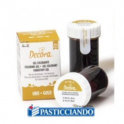 Vendita on-line di Gel colorante oro