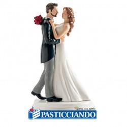 Vendita on-line di Sposi abbraccio Dekora