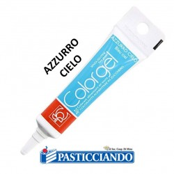 Selling on-line of Colorgel azzurro cielo Modecor