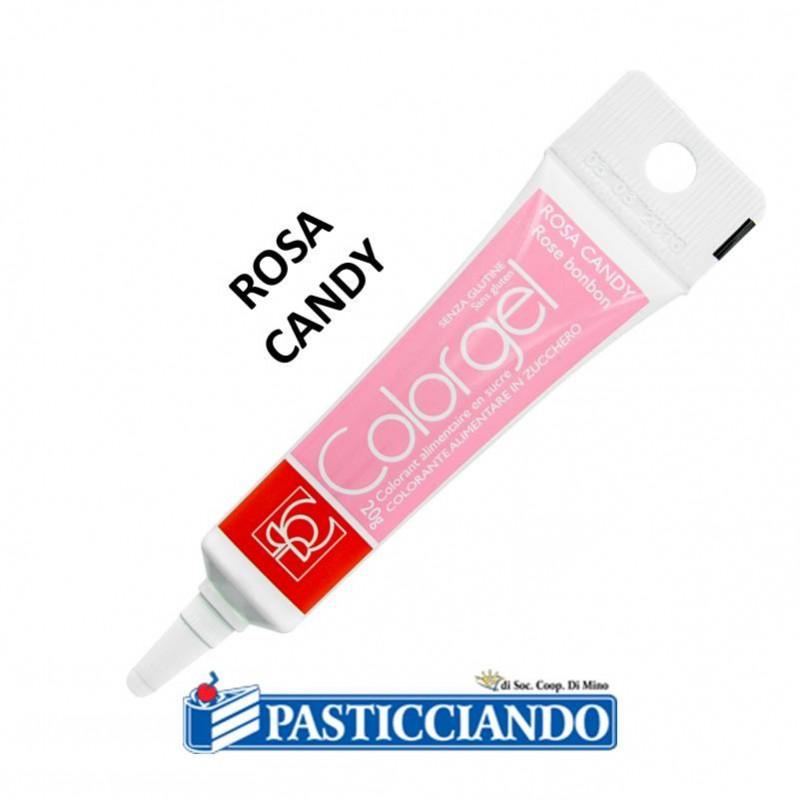 Colorgel rosa candy - Decora